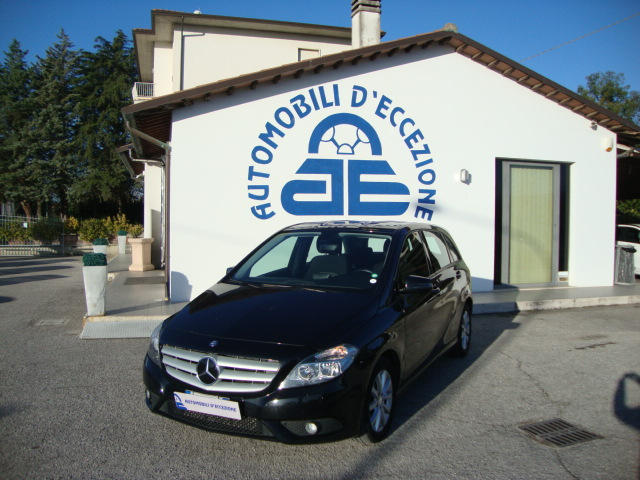 Mercedes-Benz B 180 Nero Metallizzato 2014